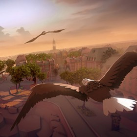 Game Eagle Flight da Ubisoft